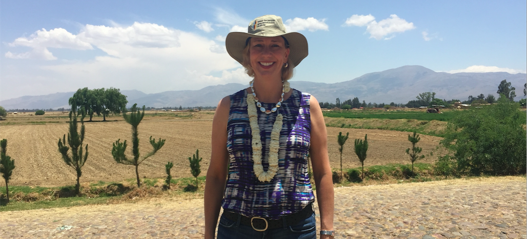 Meet Eleanor Allen, CEO at Water For People