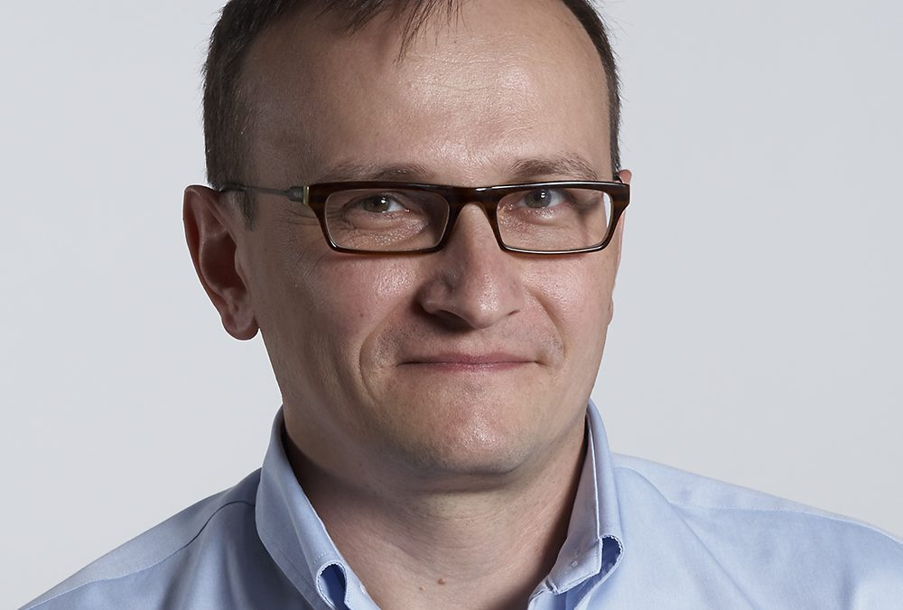 Meet Andrey Tikhonov, Sr. Director of Payment Technology at Infinite Peripherals