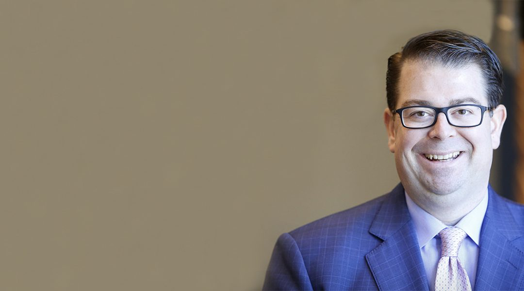 Meet Andrew Stafford, Chief Operating Officer at Lawing Financial