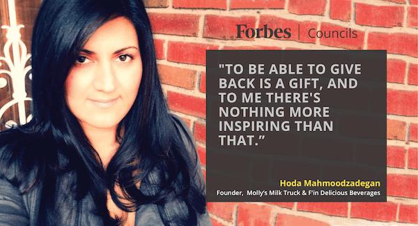 Member Spotlight: Hoda Mahmoodzadegan, Forbes New York Business Council