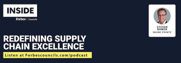 Listen: Redefining Supply Chain Excellence