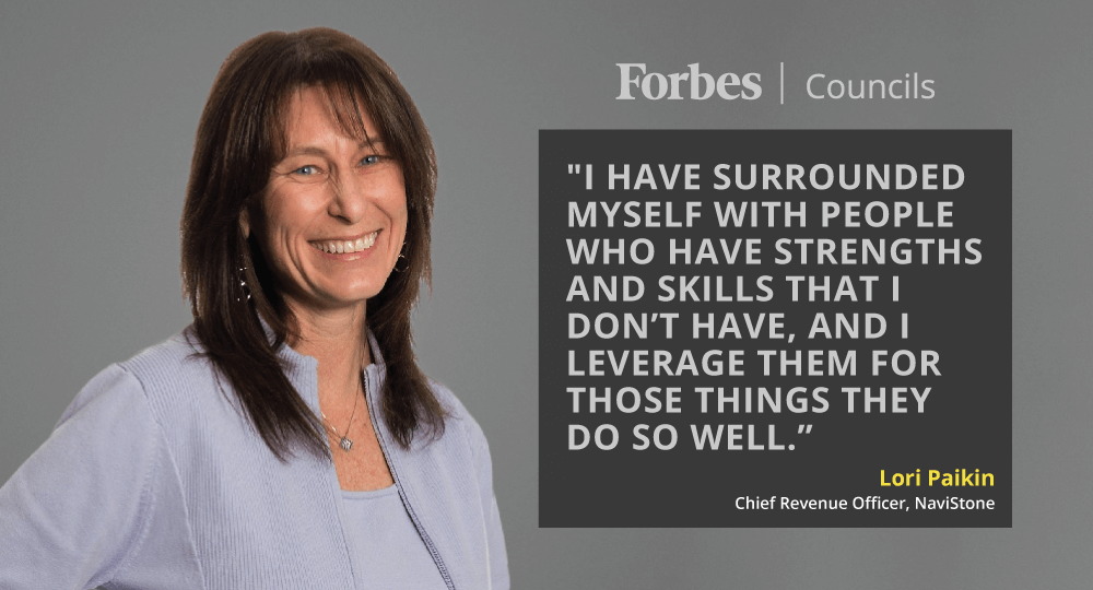 Member Spotlight: Lori Paikin, Forbes Agency Council