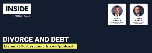 Listen: Divorce and Debt