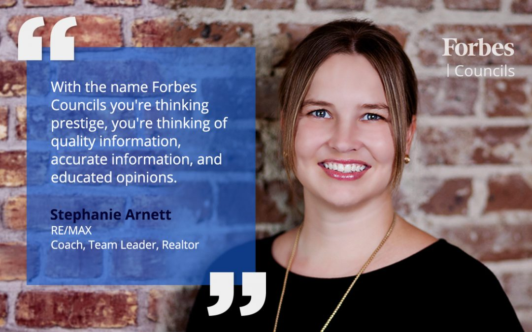 Forbes Councils Gives Stephanie Arnett a High-Quality Network of Nationwide Experts