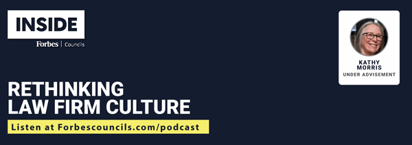 Listen: Rethinking Law Firm Culture