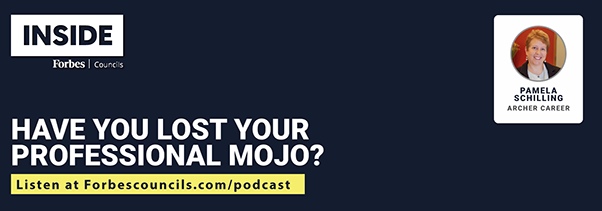 Listen: Have You Lost Your Professional Mojo?