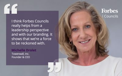 Michelle Drolet Says Visibility of Forbes Councils Will Help Her Company Expand